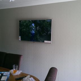 tv mounting digital aerials installed hamilton