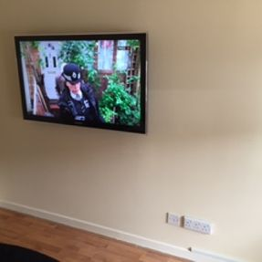 tv mounting south lanarkshire