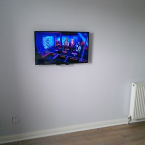 tv wall mounting in south lanarkshire