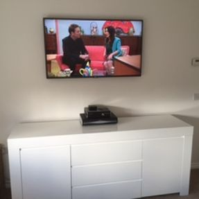 tv wall mounting in east kilbrde